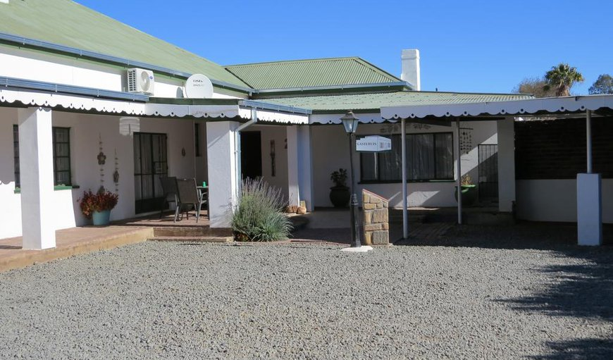 Welcome to Spes Bona Guesthouse in Colesberg, Northern Cape, South Africa