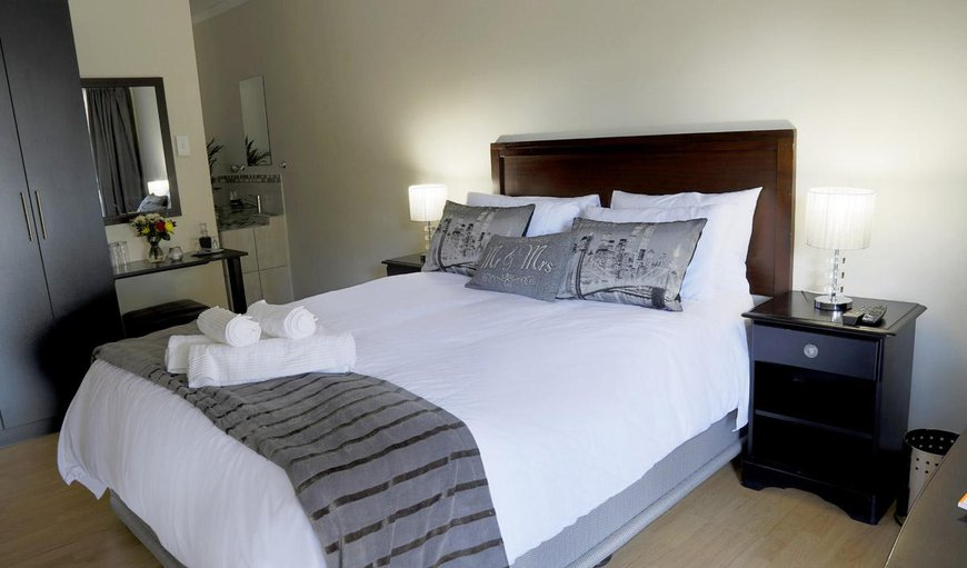 The beautiful rooms at the Arvella Guesthouse in Bloemfontein, Free State Province, South Africa