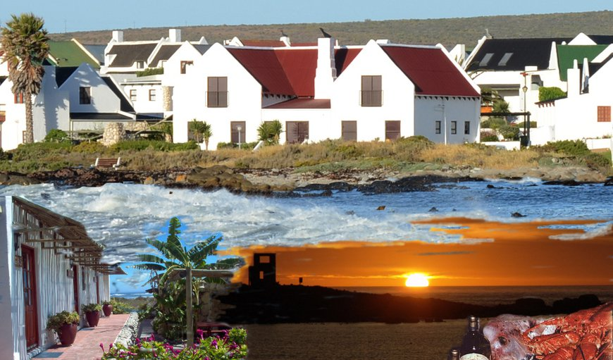 Baviana Beach Lodge, Jacobsbaai in Jacobsbaai (Jacobs Bay), Western Cape , South Africa