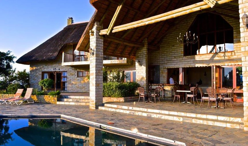 Welcome to Inkungu Lodge in Champagne Valley , KwaZulu-Natal , South Africa
