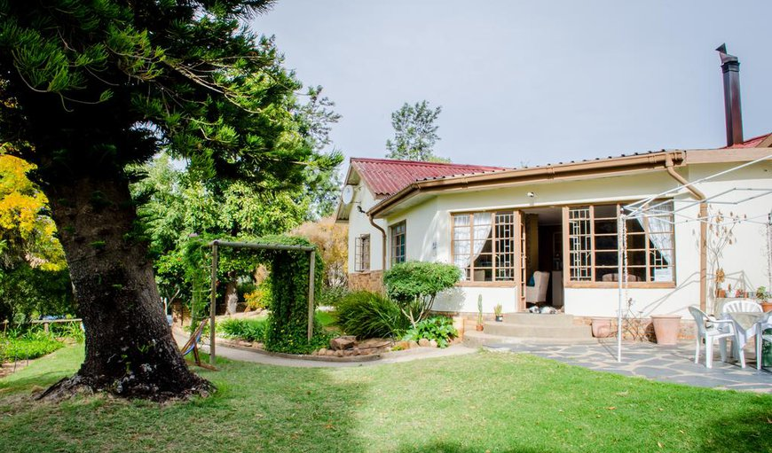 Ukholo Lodge in Citrusdal, Western Cape , South Africa