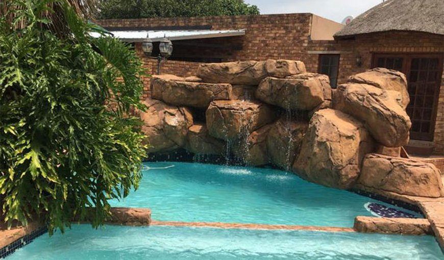 The stunning Africa Ekhaya in Kempton Park, Gauteng, South Africa