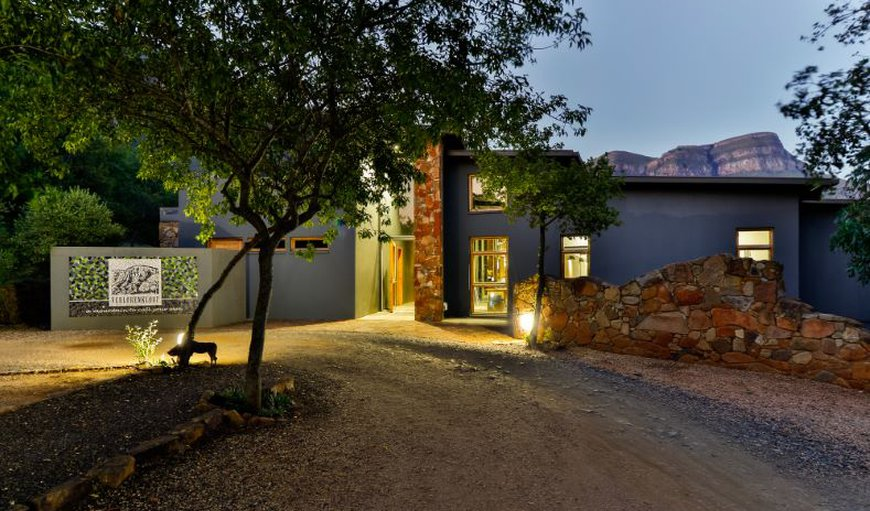 Verlorenkloof is surrounded by a settled and strongly custodial farming community offering peace, quiet and a tangible level of safety and security.