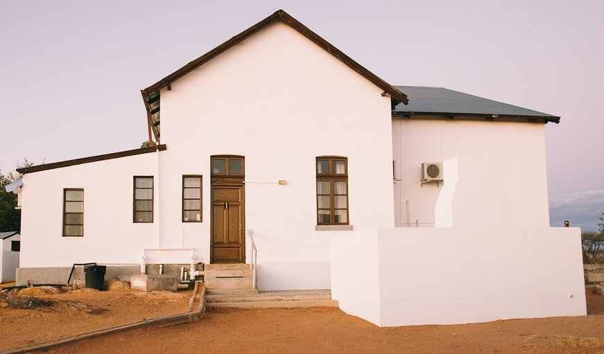 Welcome to White House Guest Farm in Grünau, Karas, Namibia