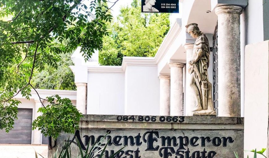 Ancient Emperor Guest Estate in Die Bult , Potchefstroom, North West Province, South Africa