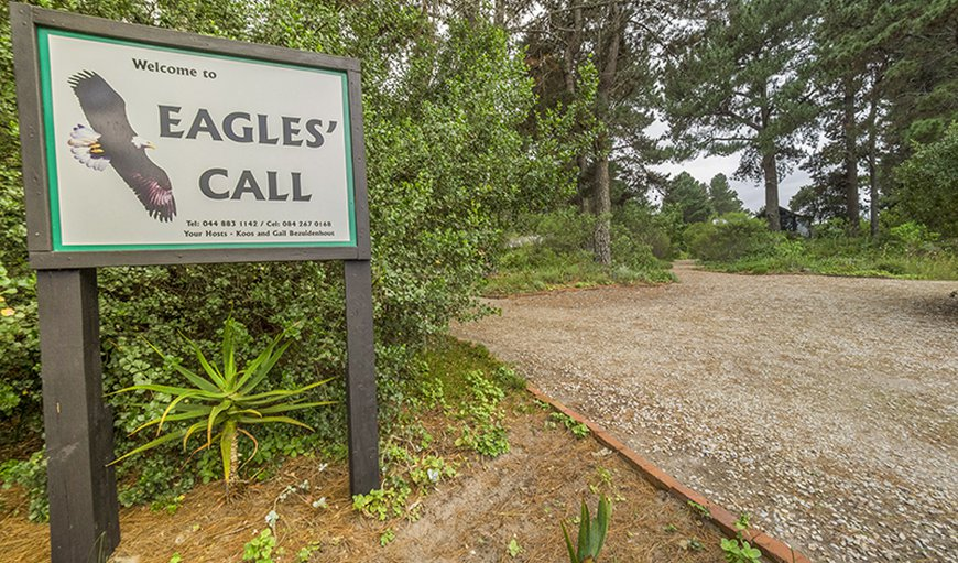 Welcome to Eagles' Call in Wilderness, Western Cape , South Africa