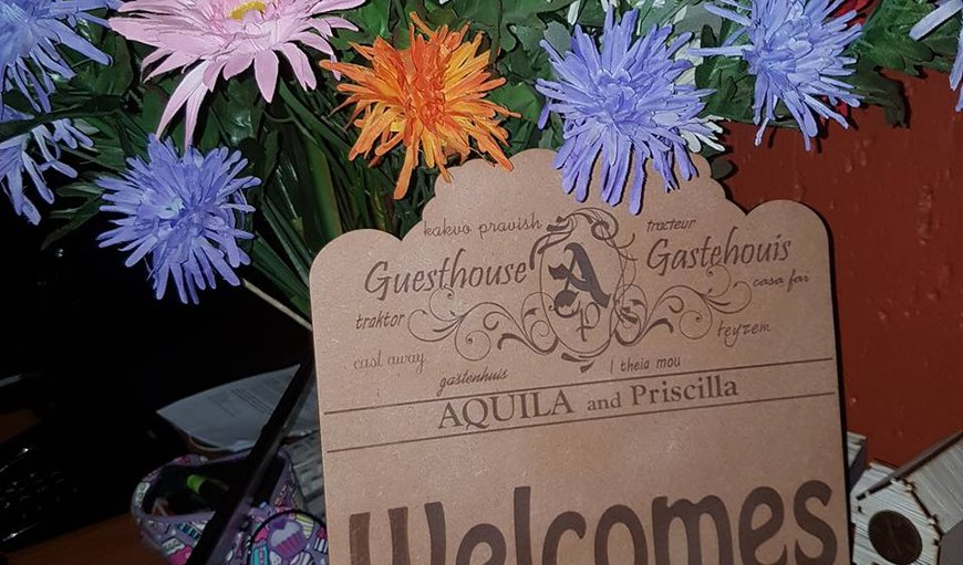 Aquila and Priscilla Guesthouse in Nigel, Gauteng, South Africa