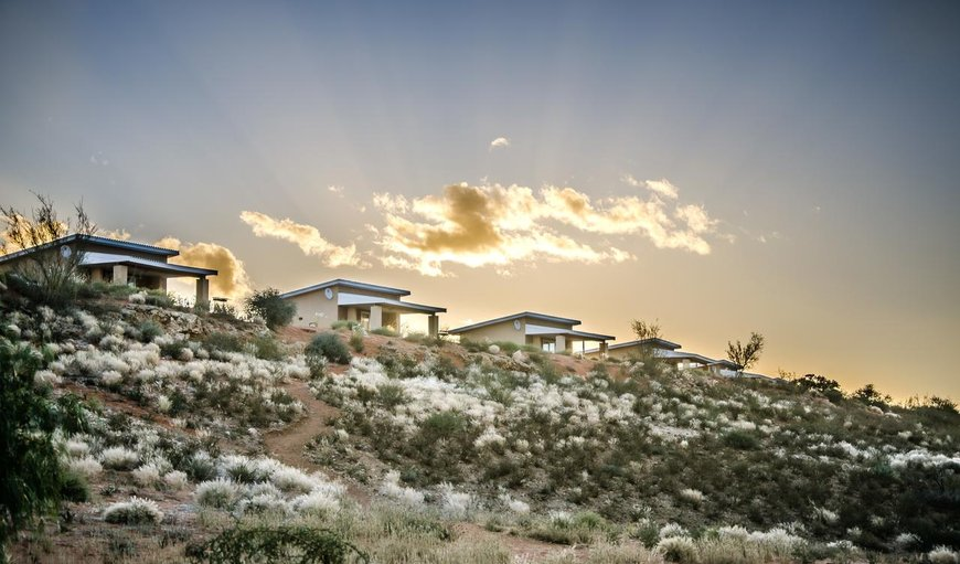 Chalets in Kgalagadi , Northern Cape, South Africa