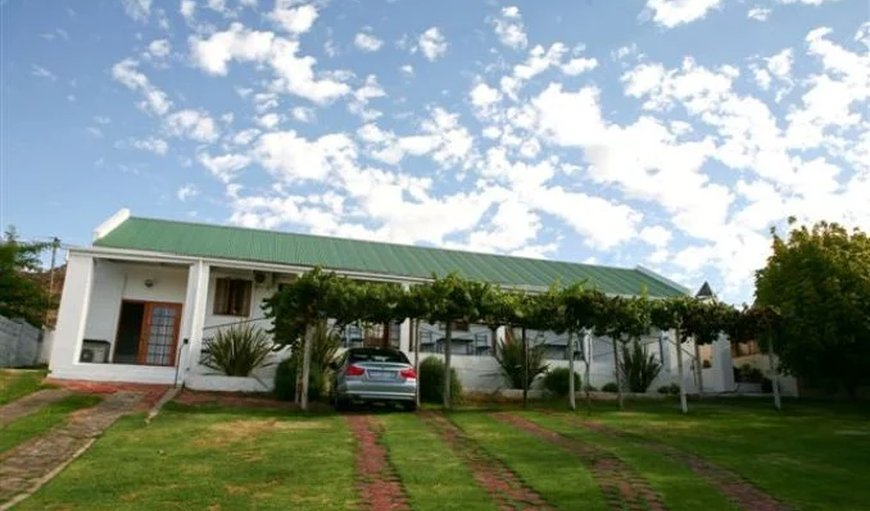 Welcome to Desert Rose Guest House in Springbok, Northern Cape, South Africa