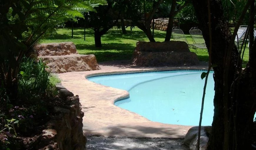 Swimming Pool in Bela Bela (Warmbaths), Limpopo, South Africa