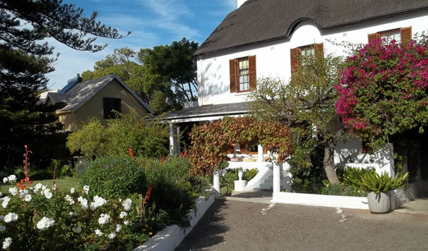 Airlies Guest House in Montagu, Western Cape , South Africa