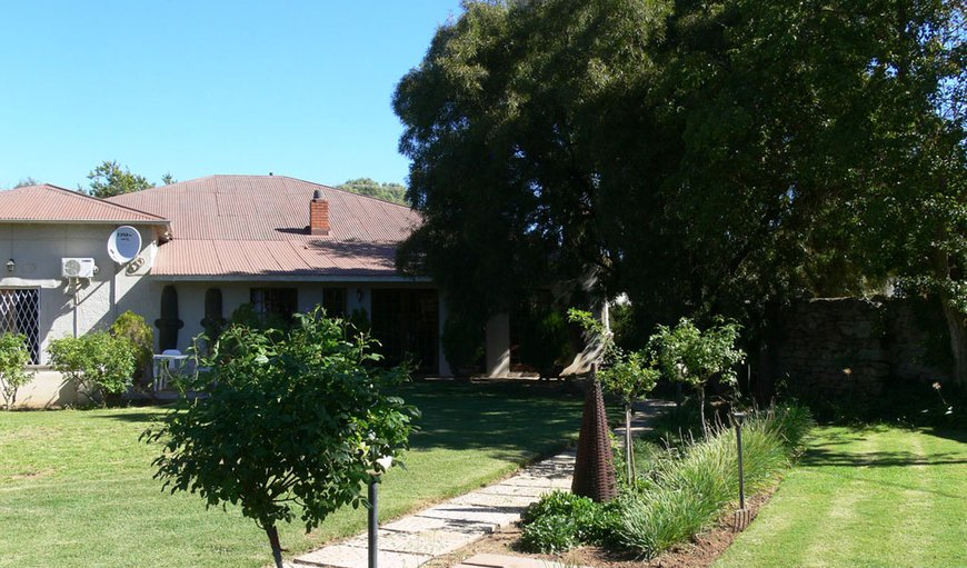 Welcome to Buckleys Guest Accommodation in Smithfield, Free State Province, South Africa