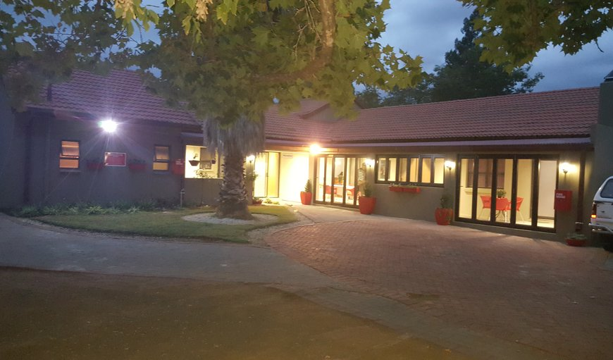 120 At Klerck Guest House in Brandwag, Bloemfontein, Free State Province, South Africa