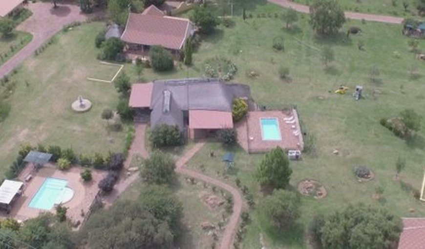 Lavender Hills Guest Farm in Parys, Free State Province, South Africa