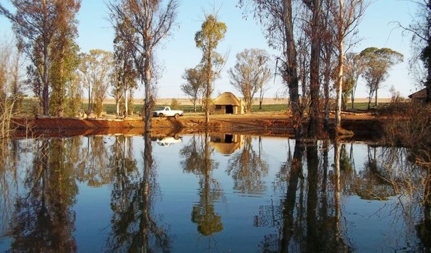 Bernally's Fishing Lodge in Magaliesburg, Gauteng, South Africa