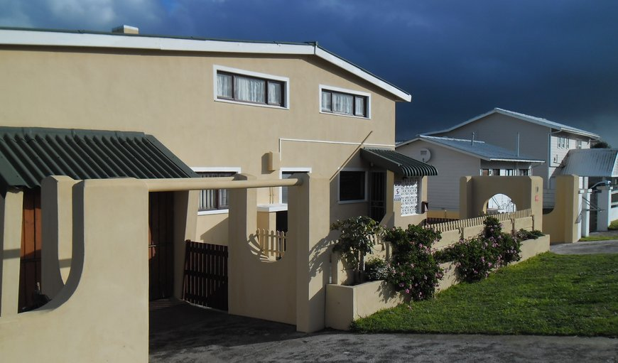 View from the street in Franskraal , Gansbaai, Western Cape, South Africa