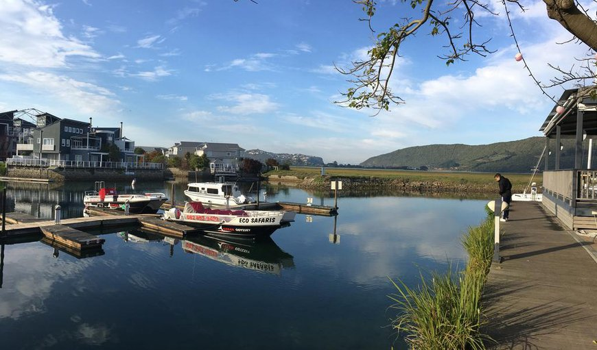 Knys-to-stay in Old Place, Knysna, Western Cape , South Africa