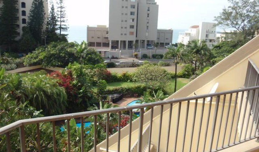 View from the Balcony  in Umhlanga Rocks, Umhlanga, KwaZulu-Natal , South Africa