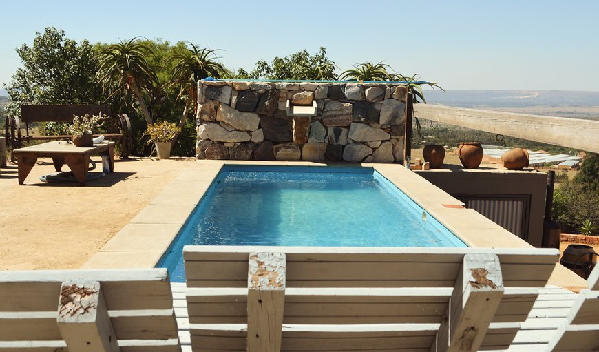 Lodge 3 Pool with View
