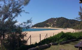 Ponta Beach Camps Accommodation image