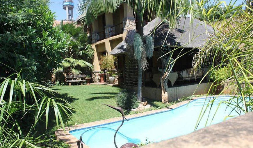Villa D' Anre' in Pretoria (Tshwane), Gauteng, South Africa