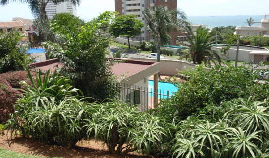 View from apartment  in Umhlanga Rocks, Umhlanga, KwaZulu-Natal , South Africa