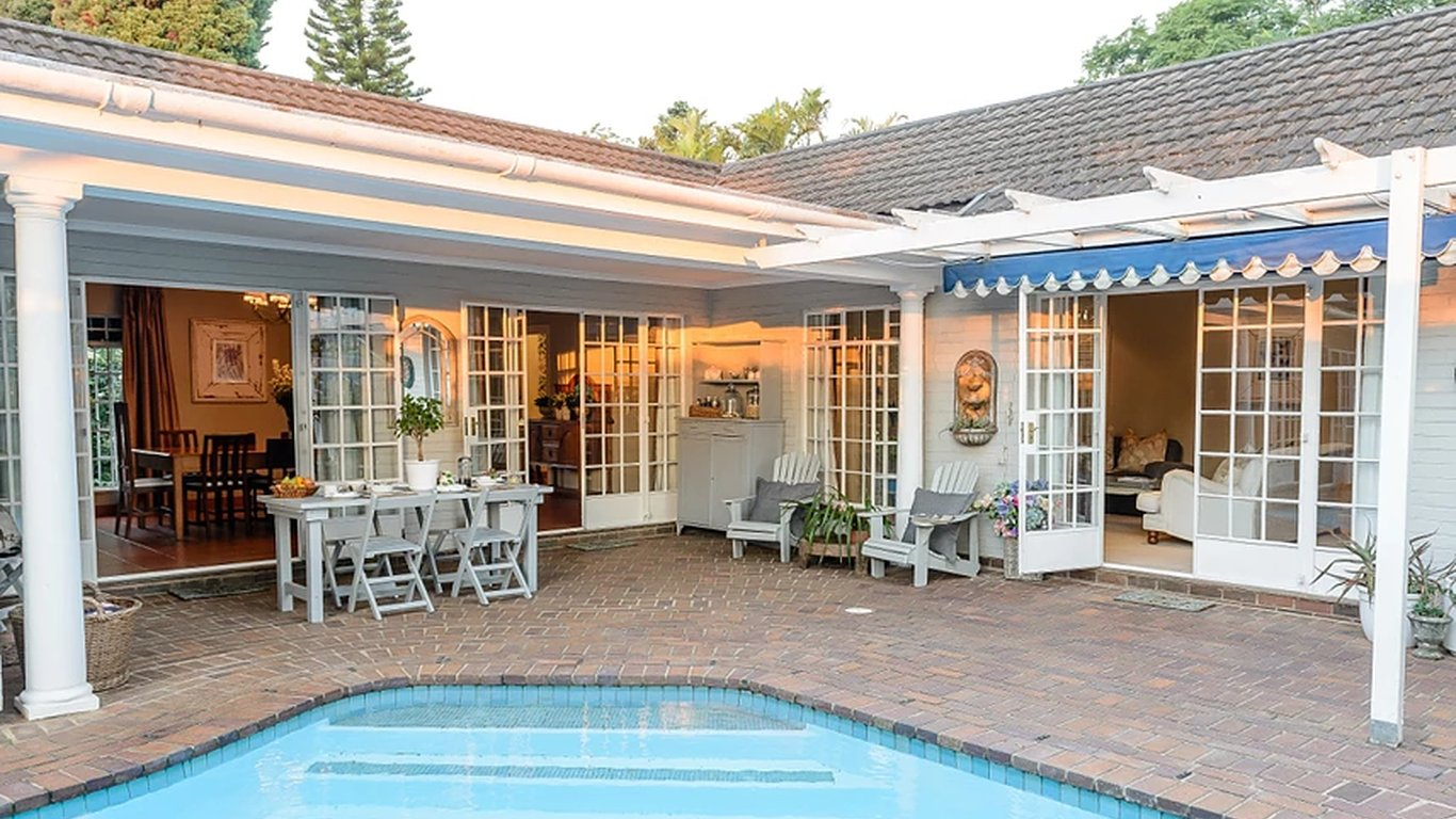 Barker Manor Guest House And Wedding Venue In Kloof Durban Best