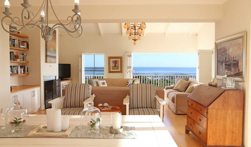 Upstairs Lounge in Sandbaai, Hermanus, Western Cape , South Africa