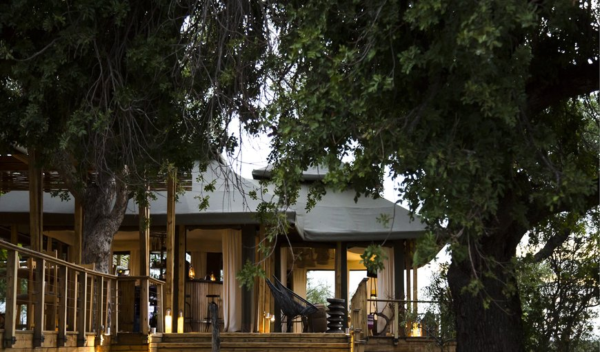 Simbavati Hilltop Lodge in Timbavati Nature Reserve, Mpumalanga, South Africa