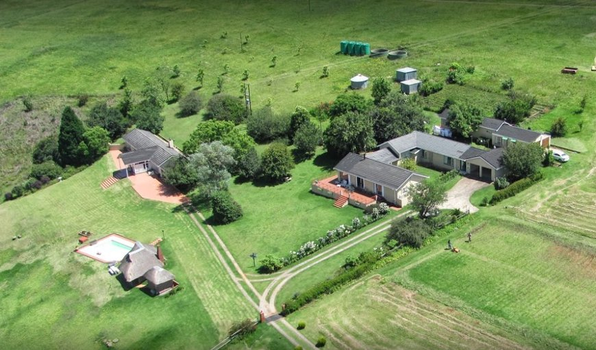 Graceland Self Catering Cottages in Champagne Valley , KwaZulu-Natal , South Africa