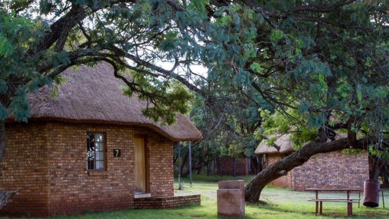 Ezemvelo Nature Reserve in Bronkhorstspruit , Gauteng, South Africa