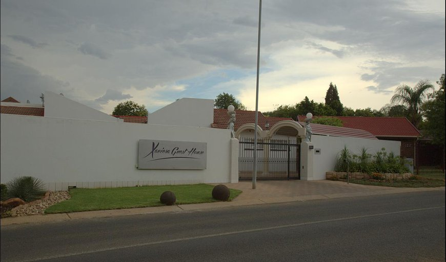 Enterance in Garsfontein, Pretoria (Tshwane), Gauteng, South Africa