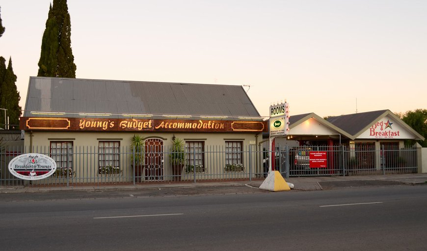 Young's Halfway House in Beaufort West, Western Cape , South Africa