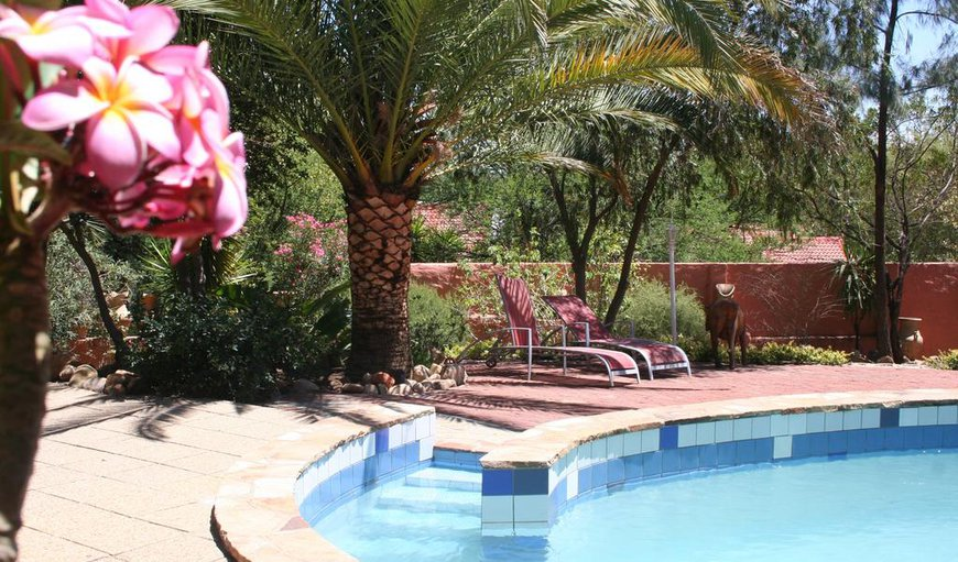 Welcome to De Vagebond Hotel Pension in Windhoek, Khomas, Namibia