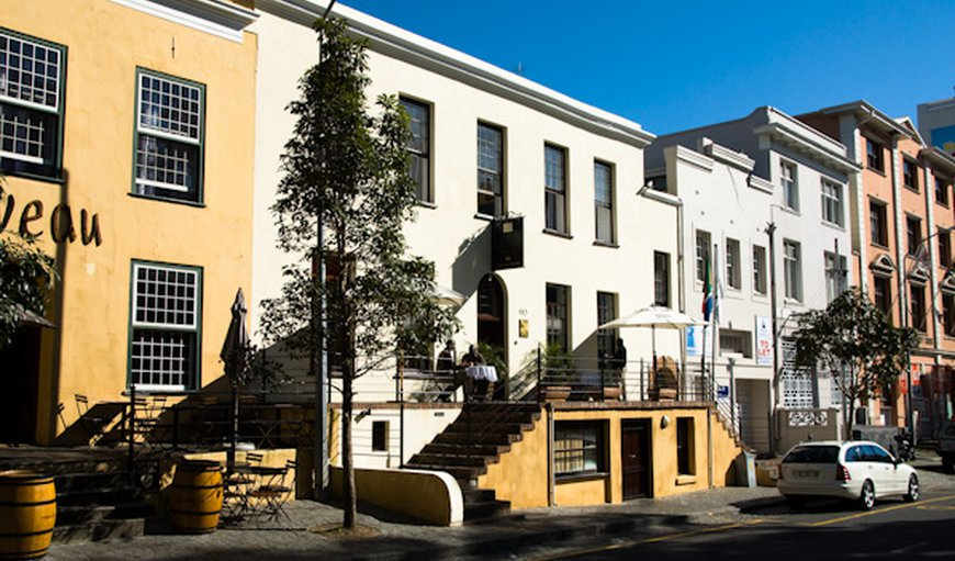 Cape Heritage Hotel in Cape Town City Centre / CBD, Cape Town, Western Cape , South Africa