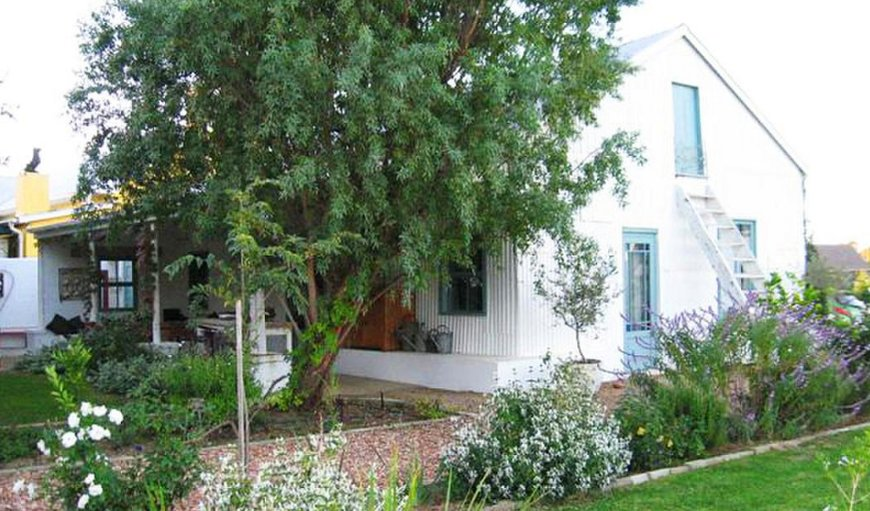Tin House 3 bedroom self-catering unit. in Riebeek Kasteel, Western Cape , South Africa
