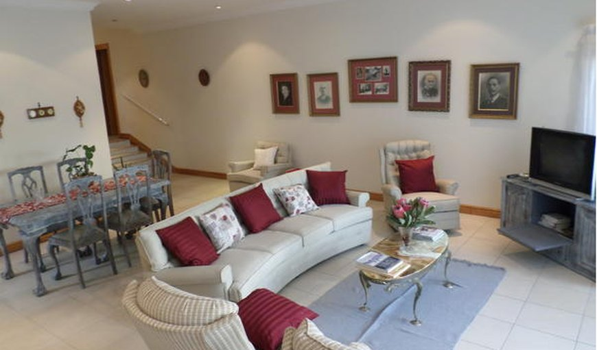 Living area in Bedfordview, Gauteng, South Africa