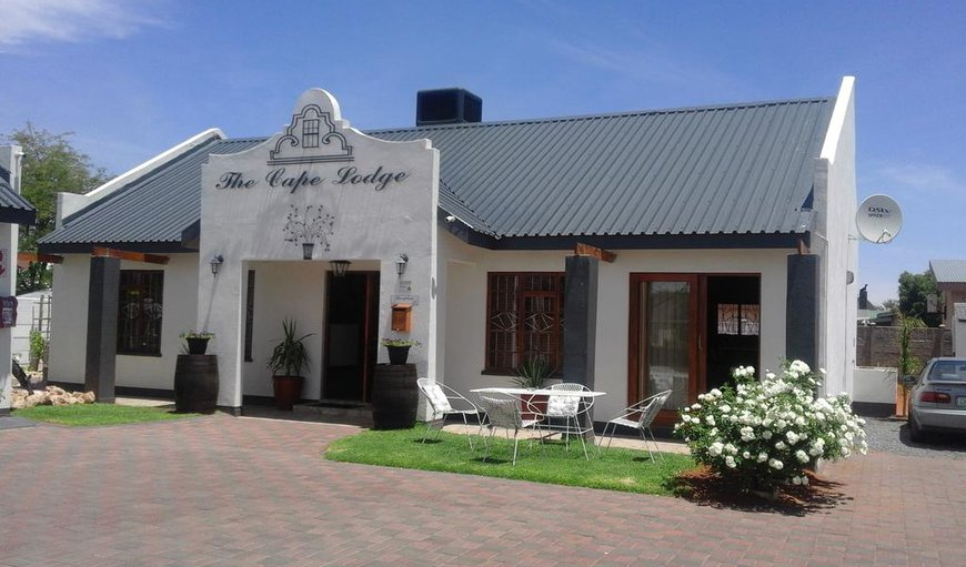 The Cape Lodge in Upington, Northern Cape, South Africa