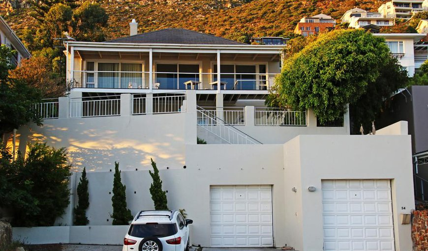 Entrance of Beach and Bay B&B. in Fish Hoek, Cape Town, Western Cape , South Africa