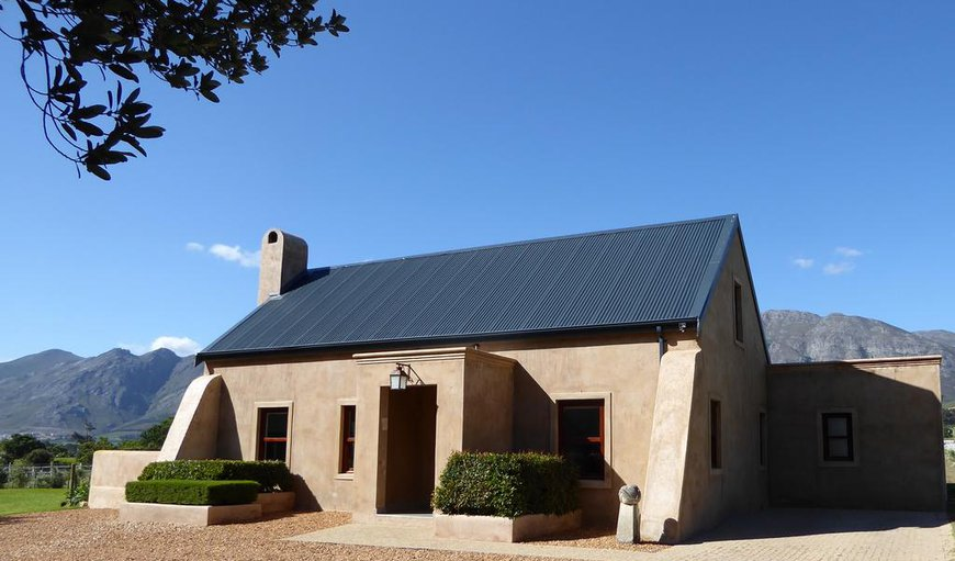Welcome to Saddlebrook Cottage in Franschhoek, Western Cape , South Africa