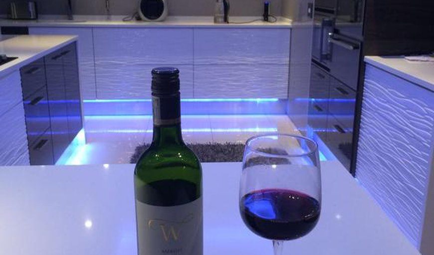 Relax with a glass of wine