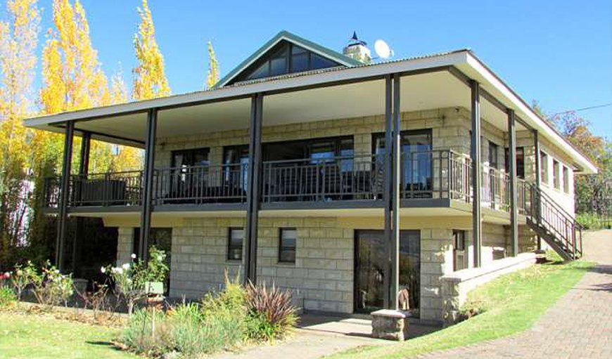 Neethlings Place in Clarens, Free State Province, South Africa