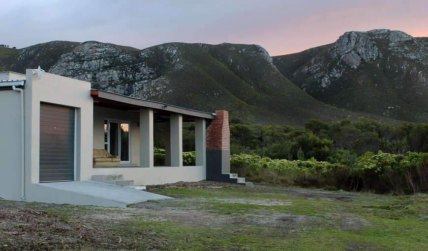 Blombos House - mountain view in Franskraal , Gansbaai , Western Cape , South Africa