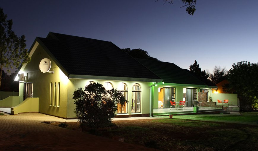 Unirift Guesthouse in Universitas Ridge, Bloemfontein, Free State Province, South Africa