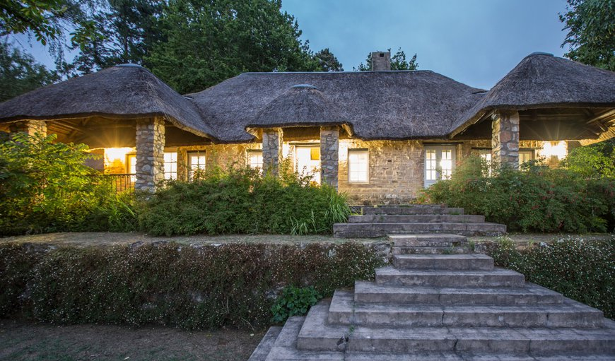 BREDON SELF CATERING COTTAGE in Hogsback, Eastern Cape, South Africa