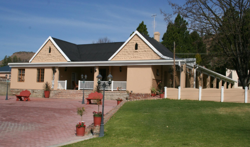 Welcome to Resthaven Guesthouse  in Matatiele, Eastern Cape, South Africa