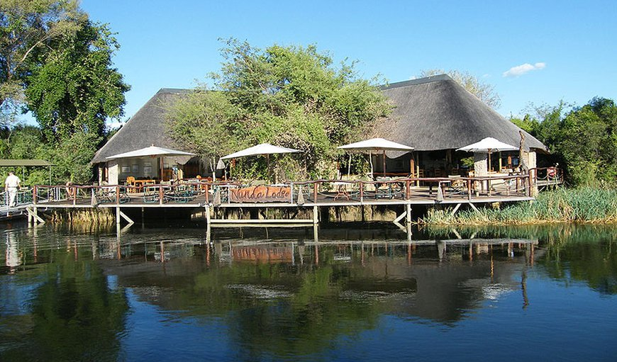 Nunda River Lodge in Divundu, Kavango East, Namibia