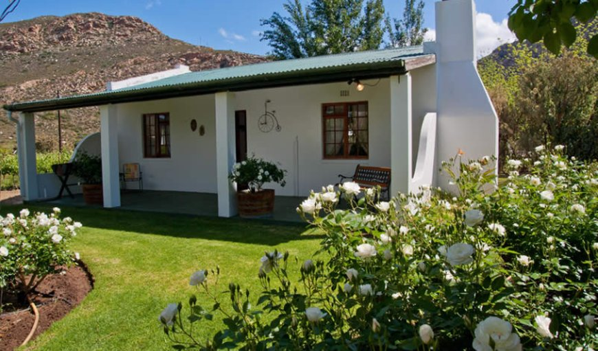 Welcome to Cottage on Long. in Montagu, Western Cape , South Africa