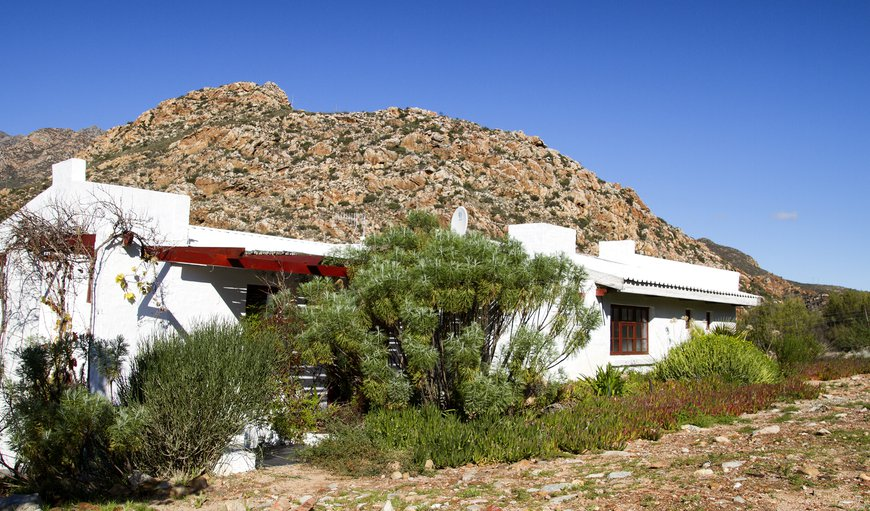 Mountain view cottage. in Montagu, Western Cape , South Africa