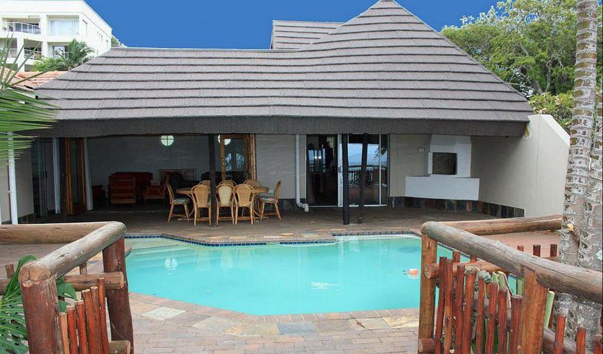 Welcome to Hibiscus Road - Margate. Swimming Pool area  in Margate, KwaZulu-Natal, South Africa